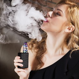 Electronic Cigarette - eCig - Vaping