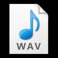 Get a WAV sound file