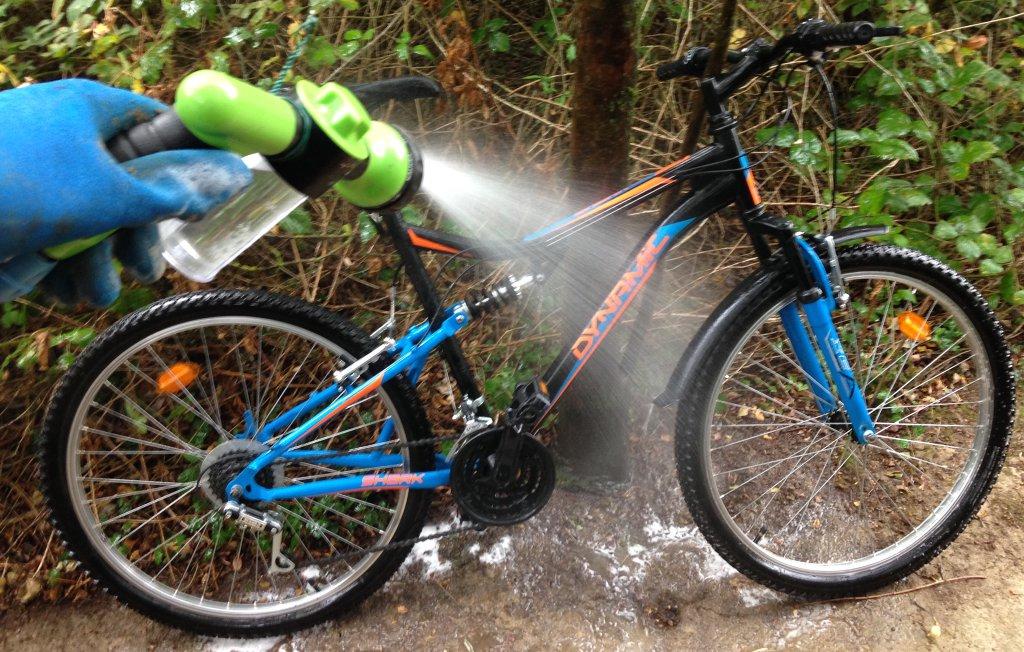 Rincez le vélo