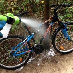 nettoyer un vélo