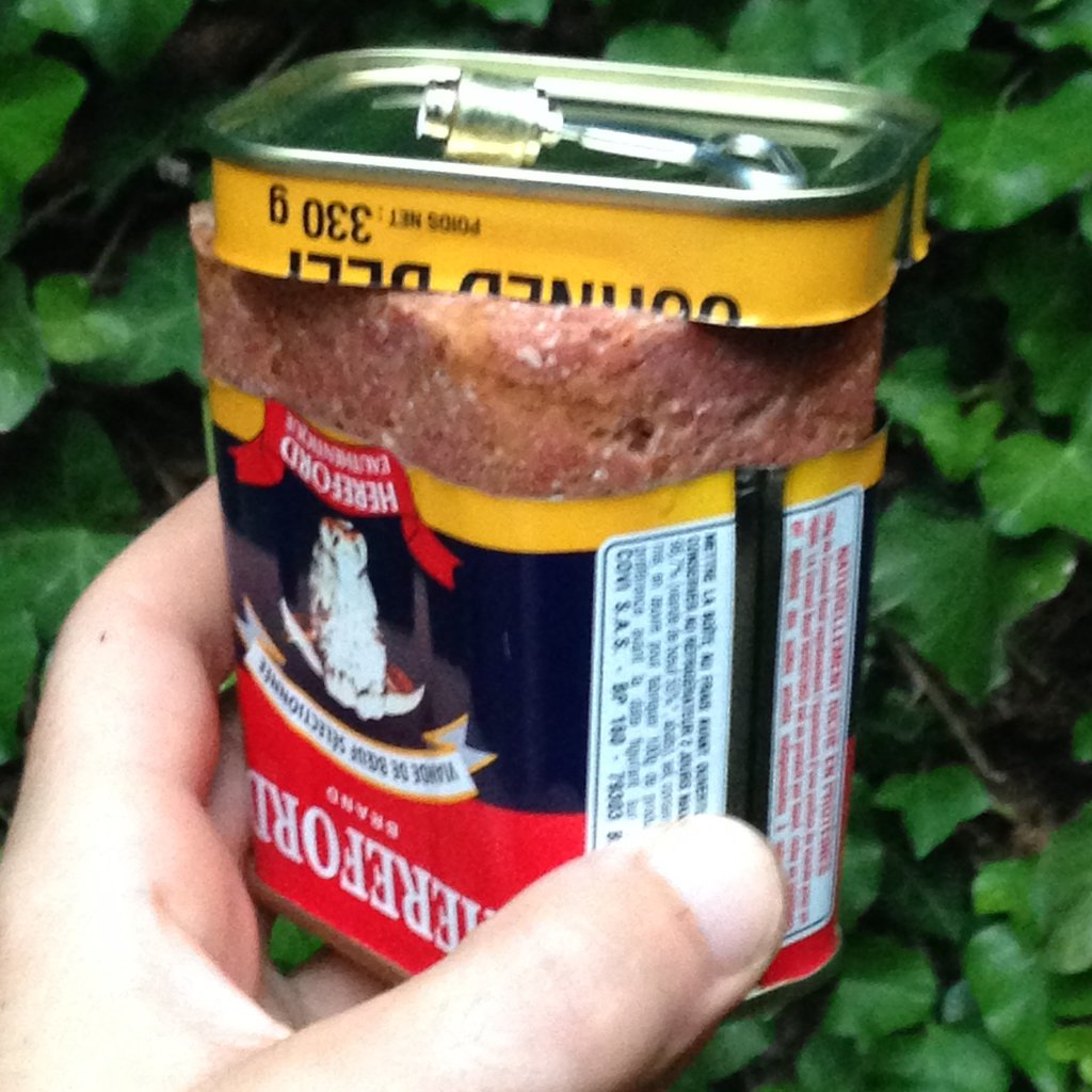 There you go! Bon appétit :) TIP: It may happen, even if it's very rare, that you buy a can with no can opener on it or it was lost somehow. So my advice is to…