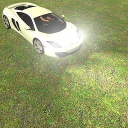 ajouter des phares à une voiture (ou autre véhicules/avions)