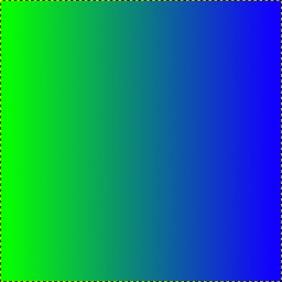 make a color gradient (linear)