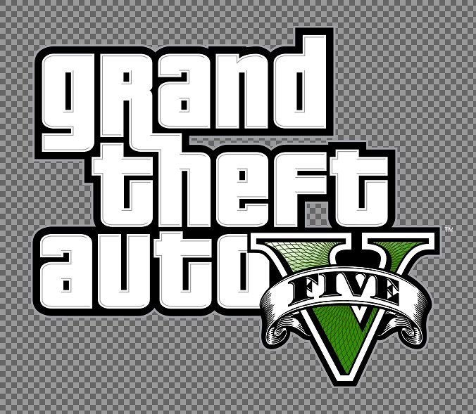 Get the GTA V logo