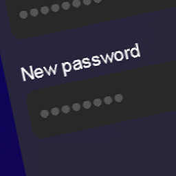 change your guideme password
