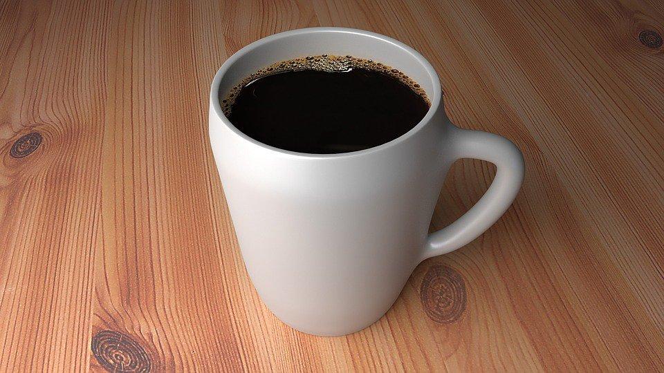 Buvez du café noir