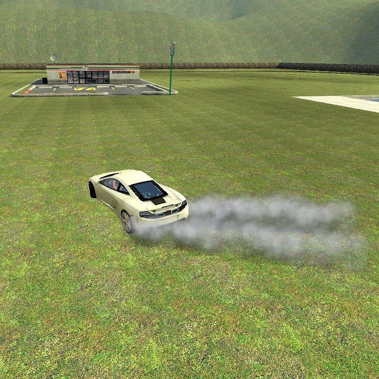 C'est tout! Maintenant chaque fois que vous utiliserez le frein à main, les pneus arrière vont produire de la fumée! Partagez, cliquez sur J'aime et laissez un…